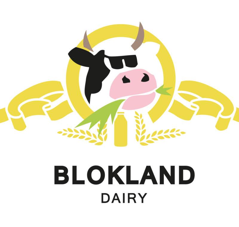 Logo Blokland dairy